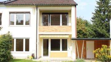IMMOBILIENMENSCHEN – Große DHH zwischen City und Perlacher Forst !!! 81549 München (Obergiesing-Fasangarten), Doppelhaushälfte