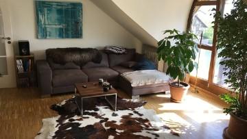 IMMOBILIENMENSCHEN – Helle 2-Zi. DG-Wohnung mit Teilseeblick!!! 82319 Starnberg, Dachgeschosswohnung