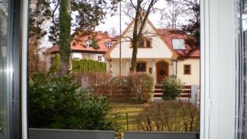 IMMOBILIENMENSCHEN – Möbiliertes Appartment in Harlaching!!! 81545 München (Untergiesing-Harlaching), Erdgeschosswohnung