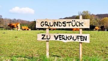 IMMOBILIENMENSCHEN-Ruhig/sonnig/Süd-Grundstück/bebaubar/zwei Einfamilienhäuser/ o. ein Doppelhaus! 83626 Valley (Grub), Grundstück